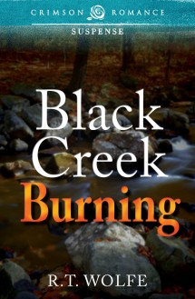 Black Creek Burning Cover